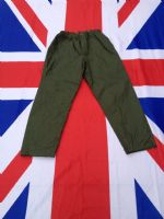 BRITISH WATER PROOF PLAIN GREEN TROUSERS